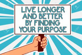 Why you need clarity about your purpose…How to Make Your Purpose Count (7)